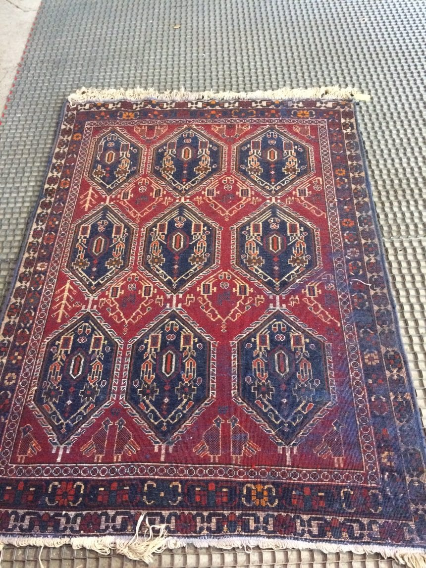 oriental watch rug youtube cleaning