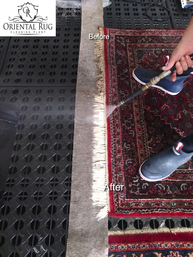 Oriental Rug Cleaning Odessa